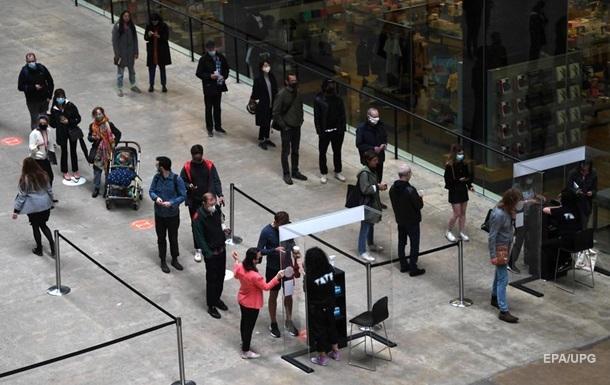 В Британии подвели эпидемические итоги тестовых массовых собраний