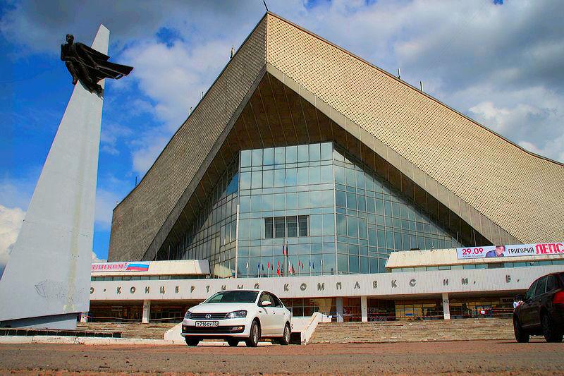 В омском СКК Блинова хотят провести концерт Rammstein #Новости #Общество #Омск