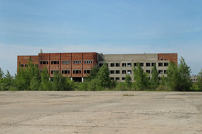 Аэропорт «Омск-Федоровка» хотят снести до основания #Новости #Общество #Омск