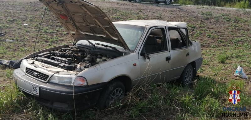 В ДТП на грунтовой дороге в Омской области погибли два человека #Новости #Общество #Омск