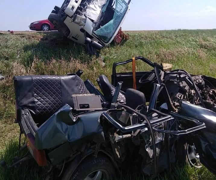 Молодой омич устроил ДТП с «эльфом» и угробил двоих пассажиров #Омск #Общество #Сегодня