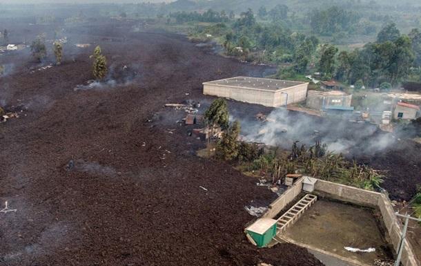 Извержение вулкана в Конго: число погибших увеличилось втрое