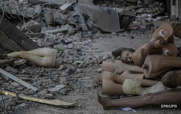 В Палестине уточнили число жертв обстрелов со стороны Израиля