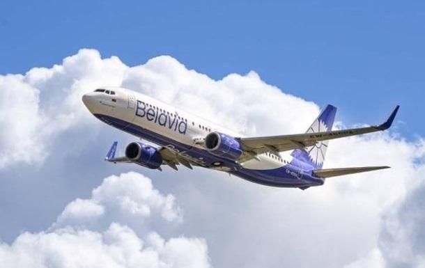 Белавиа запретили летать в Великобританию