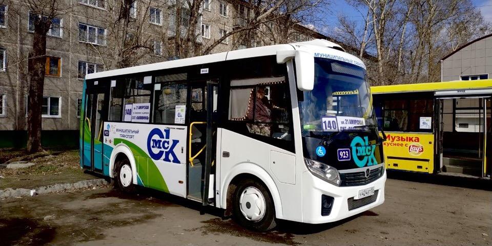 Дачные автобусы в Омске начали работать 4 дня в неделю #Новости #Общество #Омск