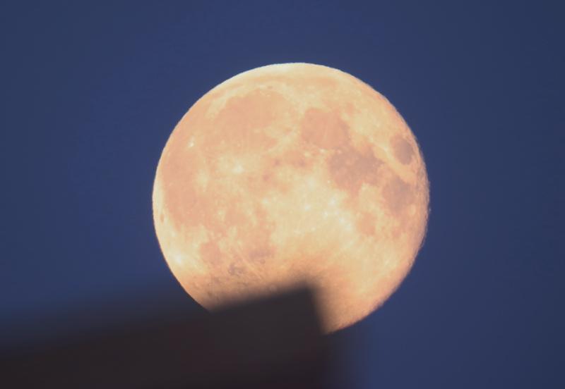 Завтра утром омичи смогут увидеть редкое астрономическое явление #Омск #Общество #Сегодня