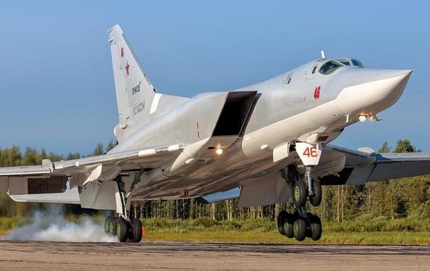 В Сирию впервые переброшены стратегические бомбардировщики России