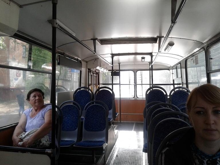 В Омске ищут автобусы, в которых пекло #Омск #Общество #Сегодня