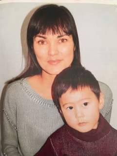 В Омской области ищут мать, которая исчезла вместе со своим сыном #Новости #Общество #Омск