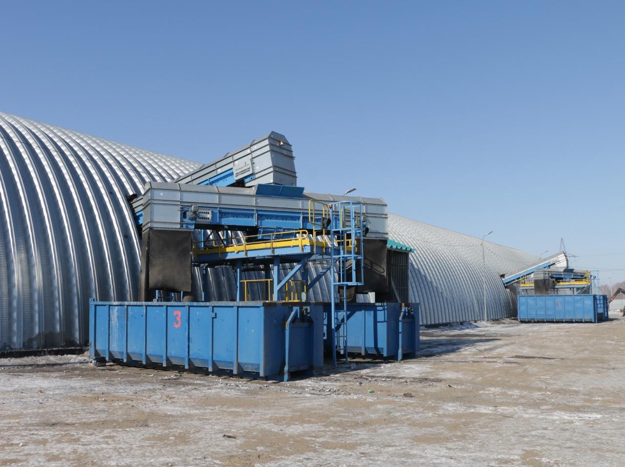 Почему омский мусор втридорога развозят по сельским свалкам?