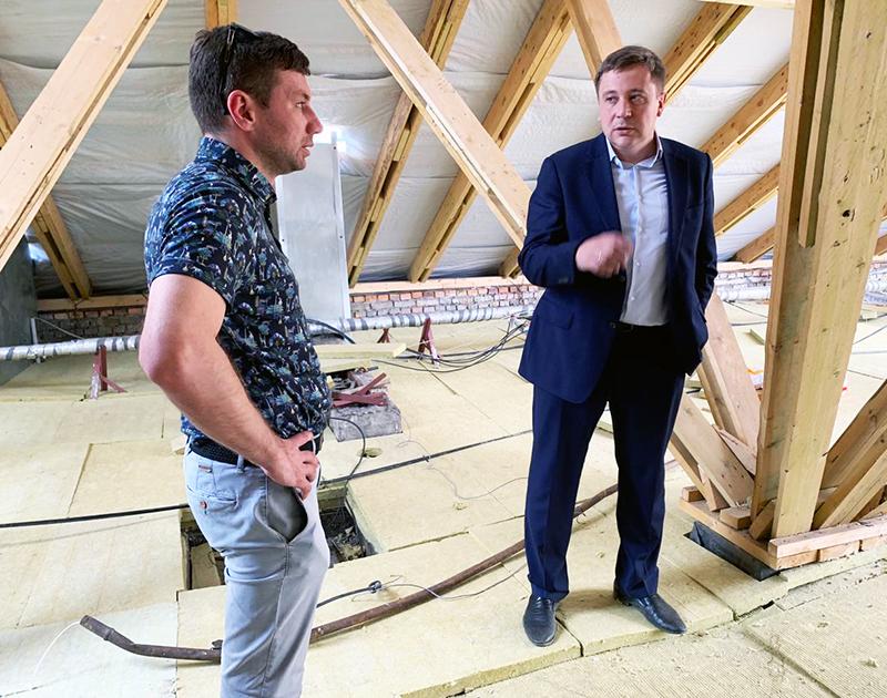Капремонт омских судебных домов закончится в июне #Омск #Общество #Сегодня