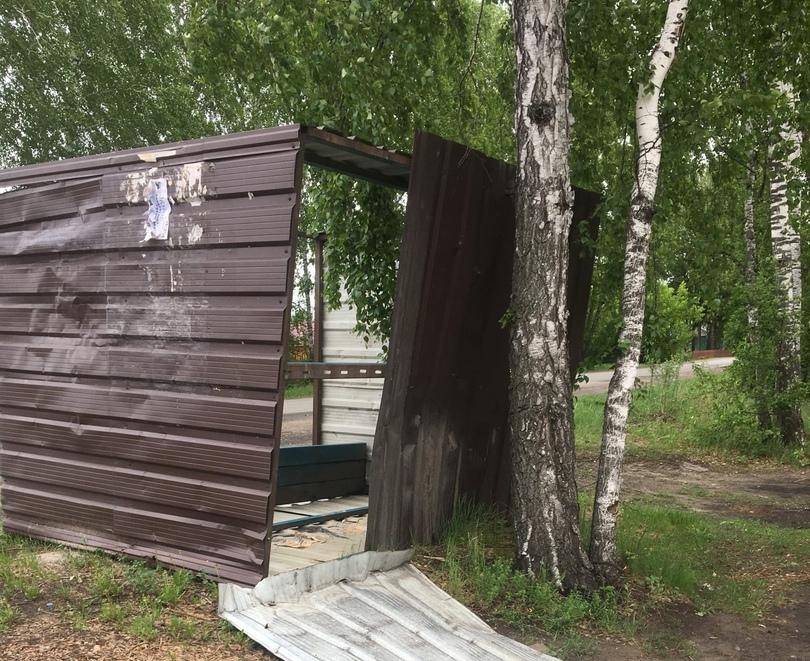 На севере Омской области прошел град размером с перепелиное яйцо #Новости #Общество #Омск