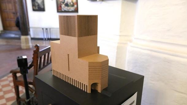 В Берлине строят общий храм для трех конфессий