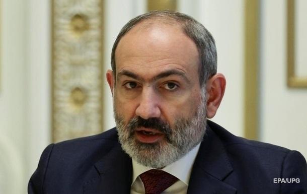 Пашинян предложил разместить наблюдателей на границе с Азербайджаном