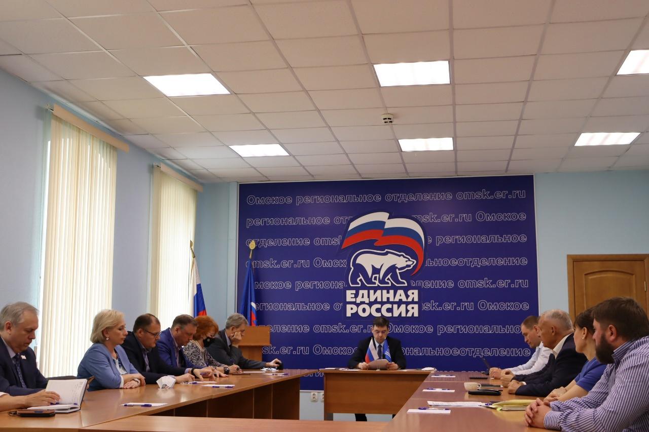 Фадину сняли с праймериз «Единой России» в омское Заксобрание #Новости #Общество #Омск