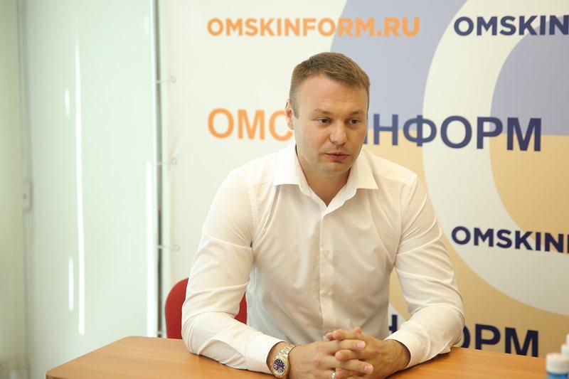 Николай БИРЮКОВ: «Новые люди – это мы» #Омск #Общество #Сегодня