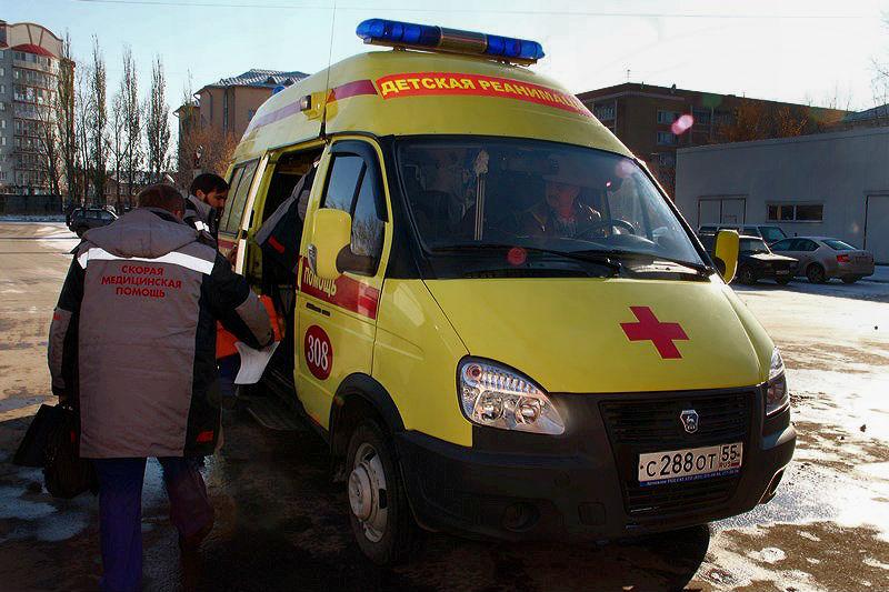 В центре Омска водитель «тойоты» сбил школьника #Новости #Общество #Омск