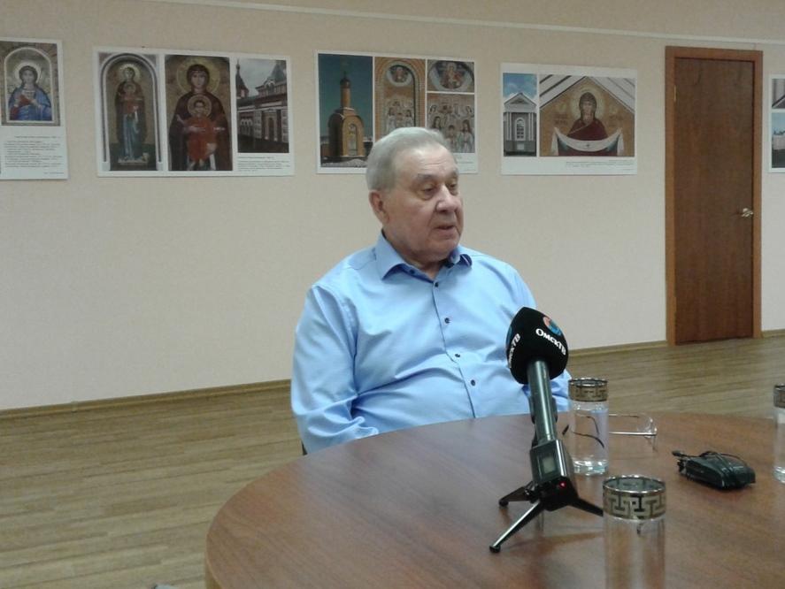 Полежаев заявил, что не интересуется политикой #Новости #Общество #Омск