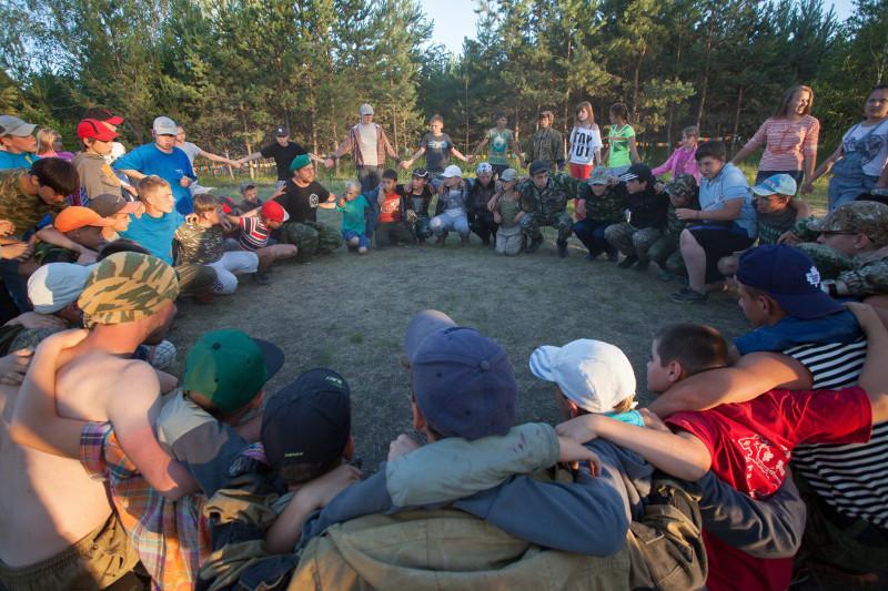 В омских школах с 1 июня откроются лагеря с дневным пребыванием детей #Новости #Общество #Омск