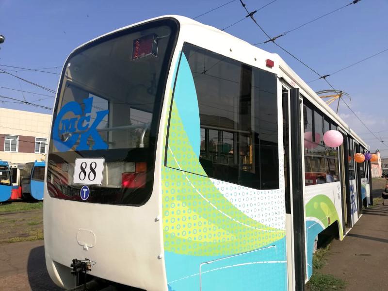 Собянин отказался давать Омску списанные трамваи #Новости #Общество #Омск