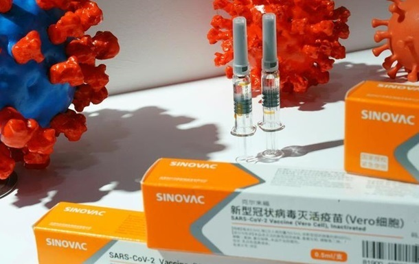 ВОЗ одобрила вакцину Sinovac