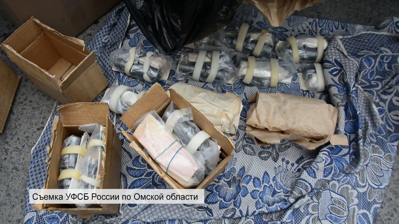 Омский военный помогал сбывать авиационные детали на Украину #Новости #Общество #Омск
