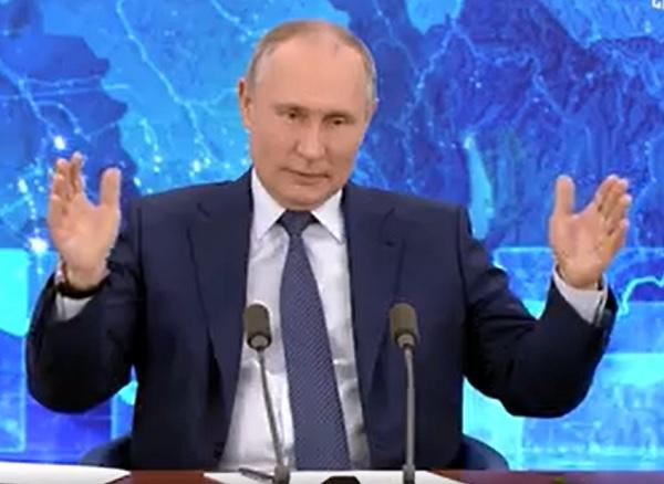 Путин порадовался за семью из Омской области, воспитывающую 12 детей #Новости #Общество #Омск
