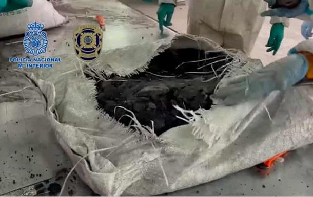 Кокаиновый уголь: в Испании выявили новый способ маскировать наркотики