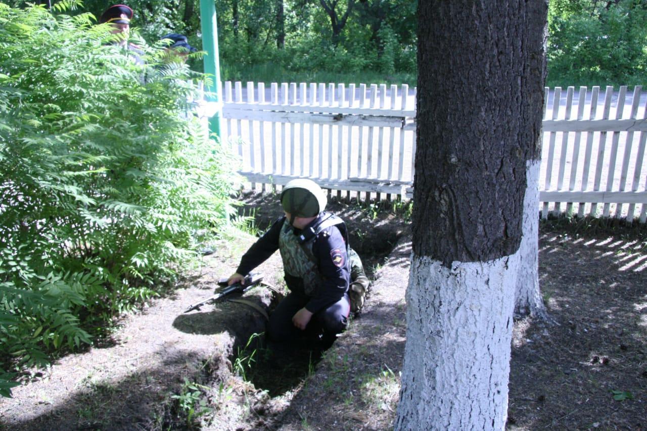 Колледж в Омской области захватили условные террористы #Новости #Общество #Омск