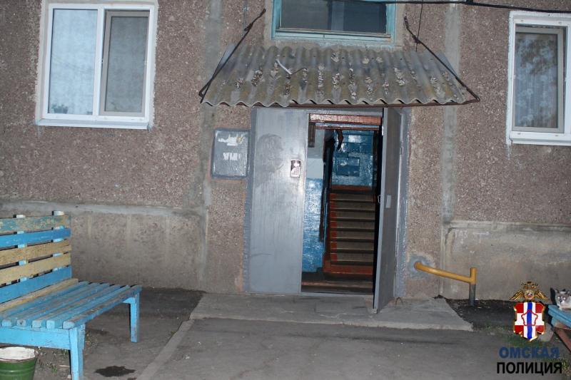 В Омской области вор украл непристегнутый велосипед из открытого подъезда #Омск #Общество #Сегодня