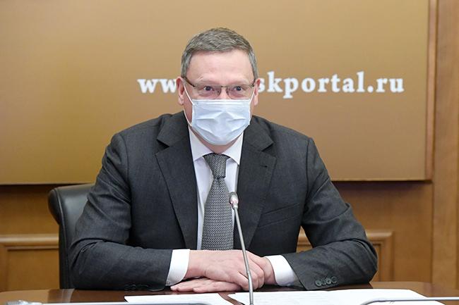 Бурков заявил, что вакцинация от коронавируса должна быть обязательной #Омск #Общество #Сегодня