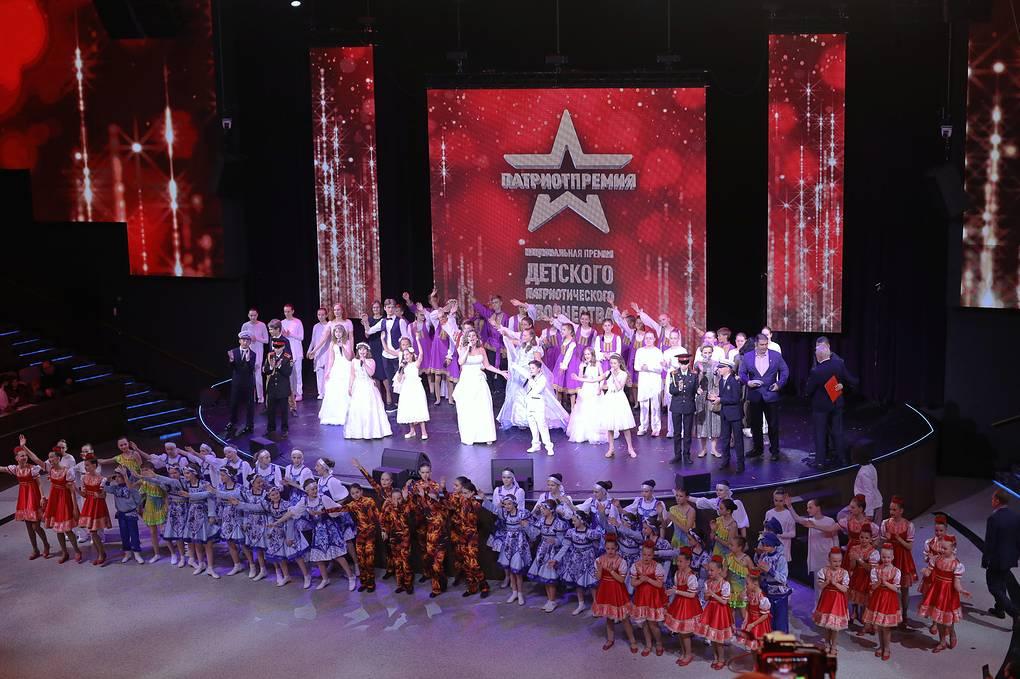 Лауреаты Национальной премии детского патриотического творчества получили награды #Новости #Общество #Омск