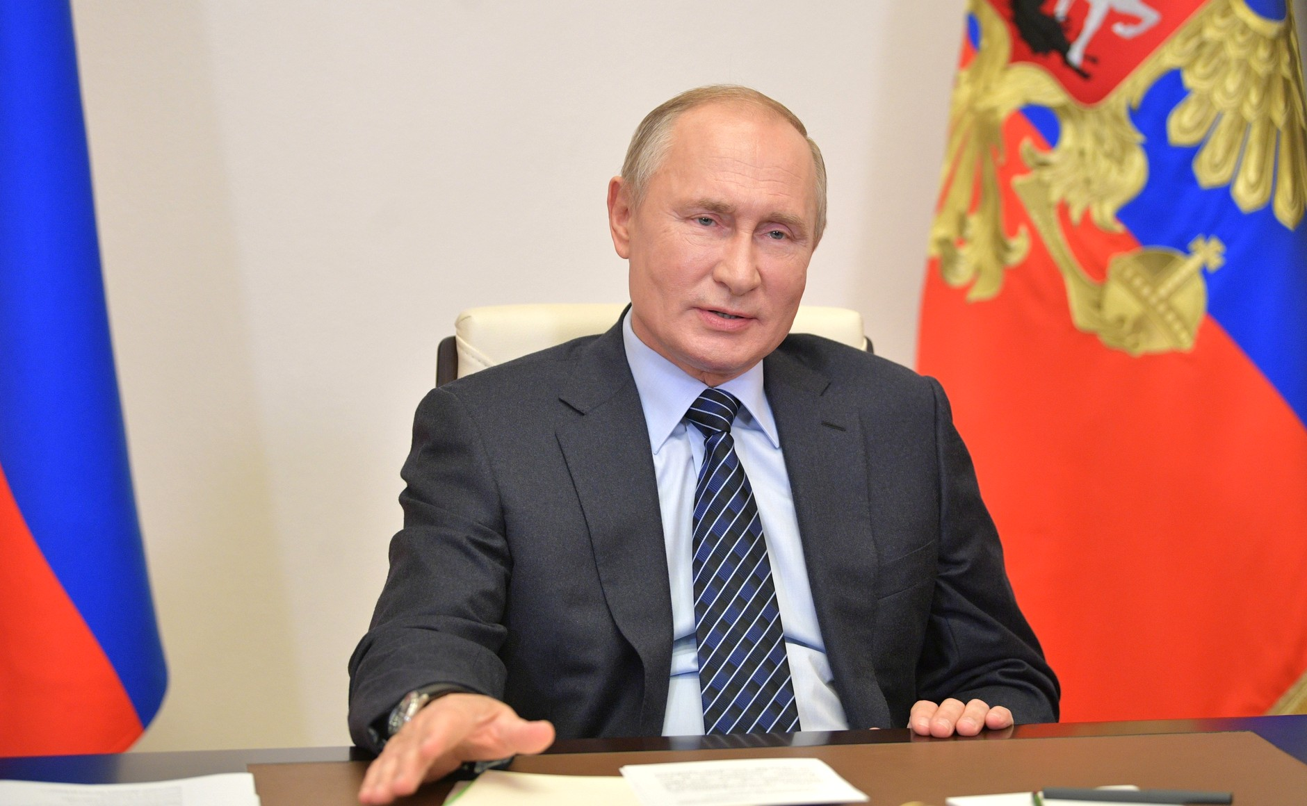 Путин призвал всех россиян вакцинироваться от коронавируса #Новости #Общество #Омск