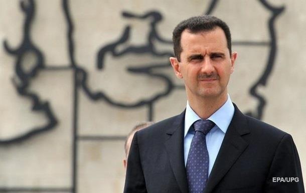 Сирия опровергла заявление о прививке Асада
