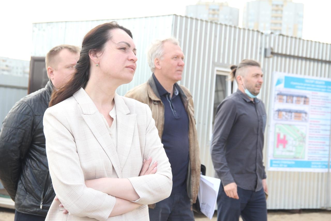 Фадина анонсировала появление в Омске главного архитектора #Омск #Общество #Сегодня