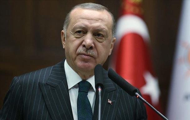 Эрдоган получил три дозы вакцины от коронавируса