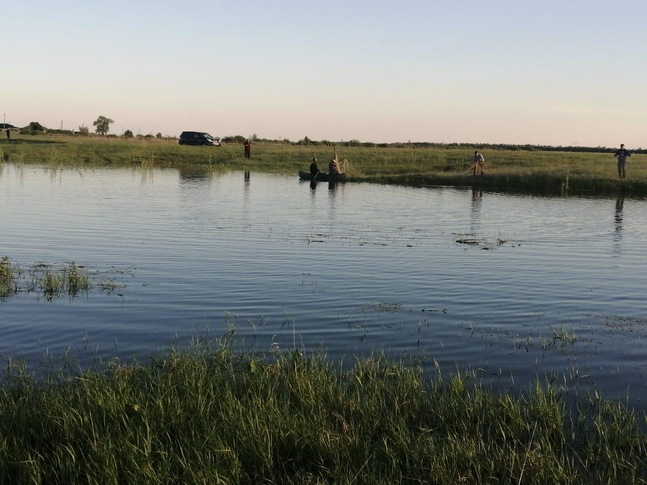 На севере Омской области в реке утонул 15-летний подросток #Омск #Общество #Сегодня