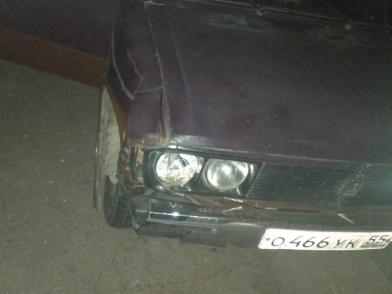 Молодой омич на «шестерке» насмерть сбил велосипедиста #Омск #Общество #Сегодня