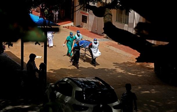 """В Непале зафиксировали первую смерть от """"черной плесени"""""""