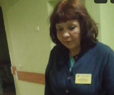 Омич пожаловался на пьяную медсестру в травмпункте БСМП-2 #Омск #Общество #Сегодня