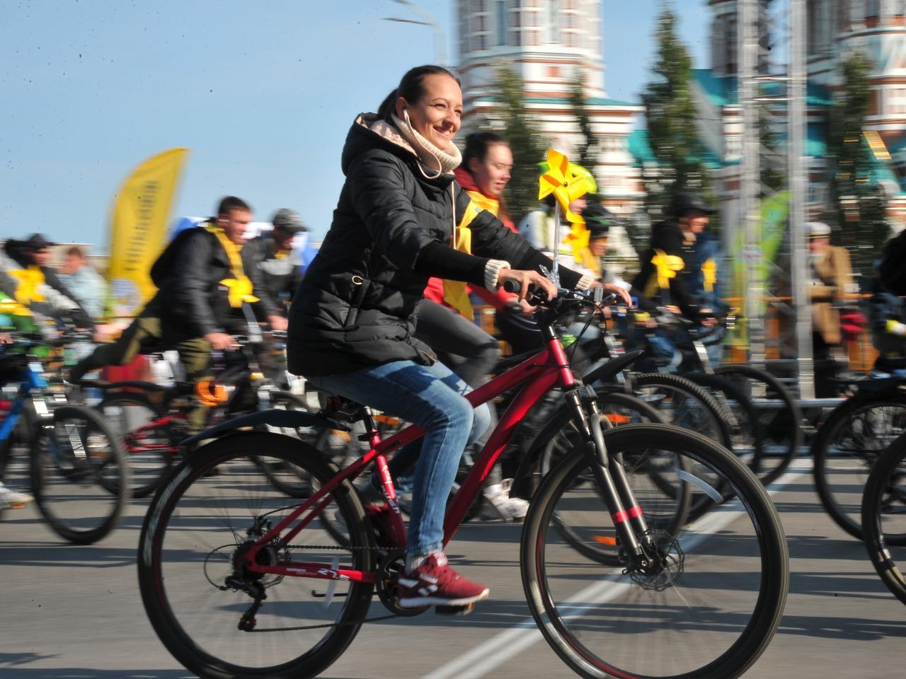 Из-за «ВелоОмска» на сегодня и завтра перекроют центр города #Новости #Общество #Омск