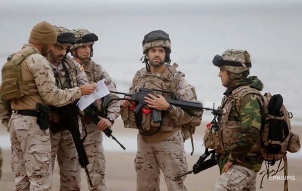 НАТО начала крупные учения в Балтийском море