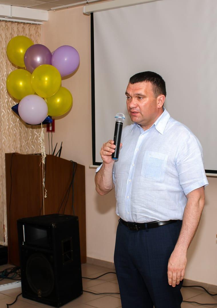Сотрудники социального центра «Сударушка» получили подарки #Омск #Общество #Сегодня