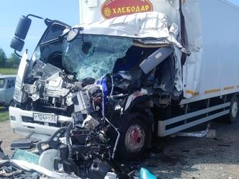 Погибший на омской трассе водитель хлебовоза не спал несколько суток #Новости #Общество #Омск