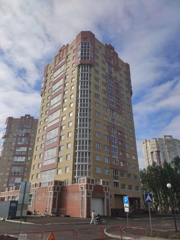 В Омске сдали 18-этажную новостройку #Омск #Общество #Сегодня