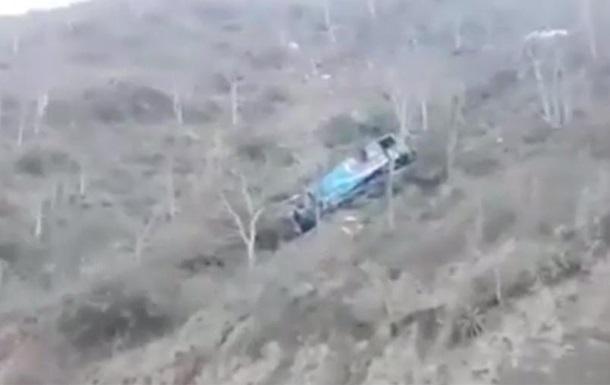 В Перу в автокатастрофе погибли 17 человек