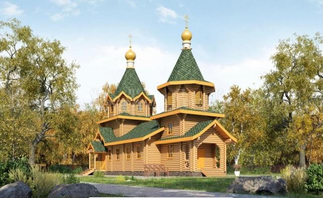 В сквере Молодоженов огородили территорию под строительство храма #Новости #Общество #Омск