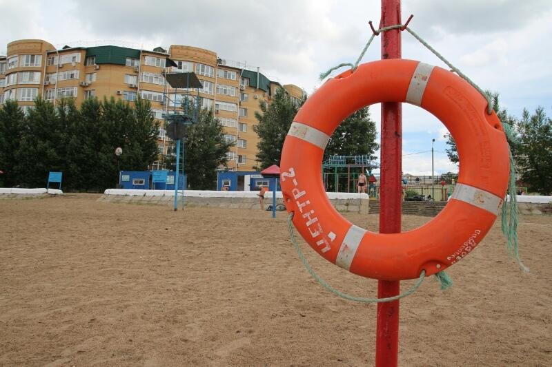 Пляжи в Омске хотят открыть на следующей неделе #Новости #Общество #Омск