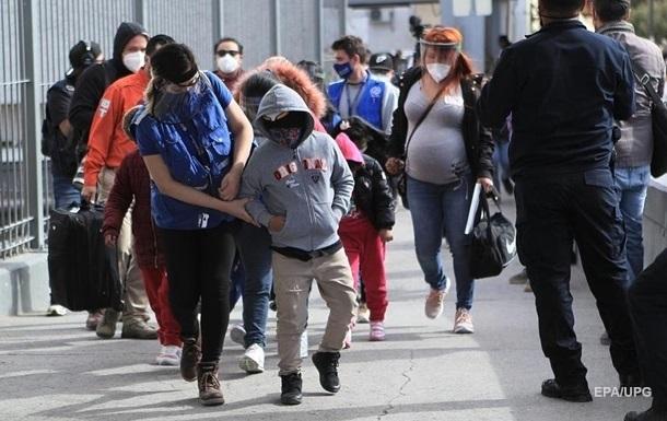 На границе США и Мексики рекордное количество мигрантов за 20 лет