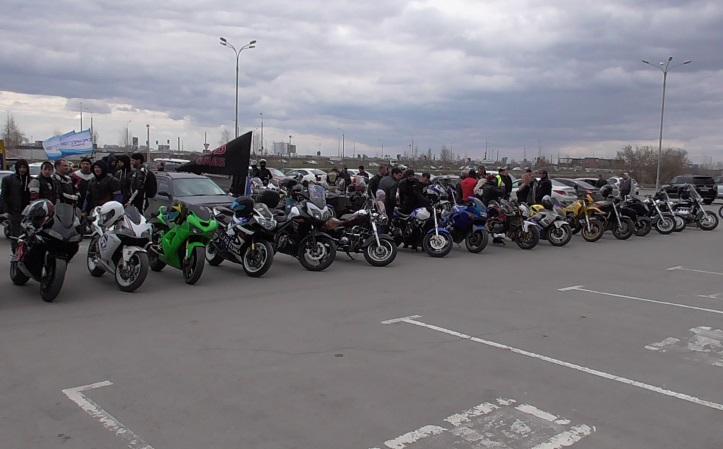 В Омске пройдет мотопробег, посвященный Дню России #Новости #Общество #Омск